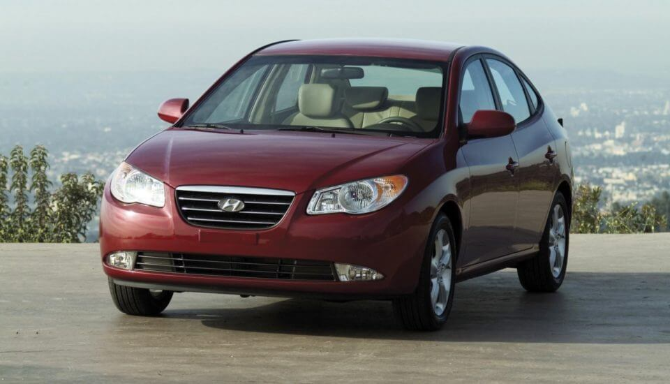 06-07 HYUNDAI ELANTRA (Or Similar)