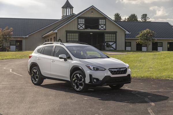 Car review: 2021 Subaru Crosstrek… – Bellevue Reporter